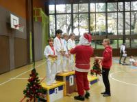 Tournoi de Noël -  Morges 2014