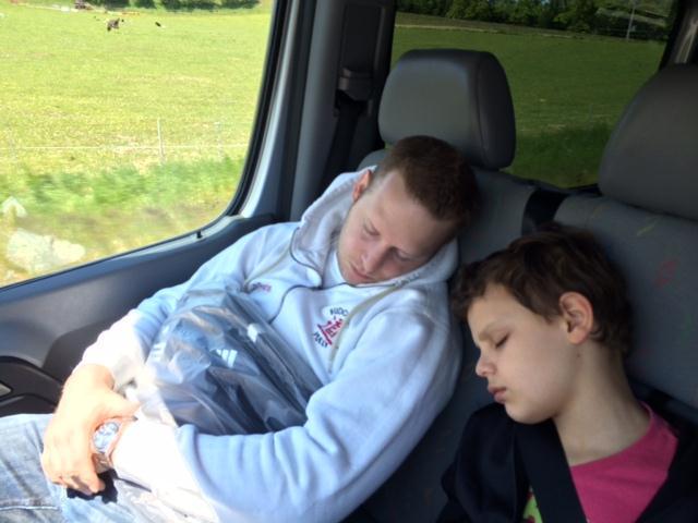 Fatigue du coach et de l'élève