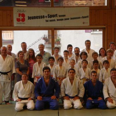 60 ans du Judo Club Montreux