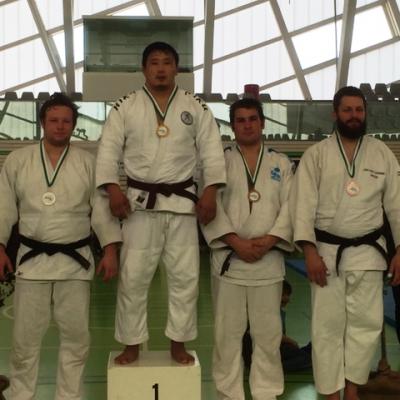 Championnat Vaudoise de Judo 2016