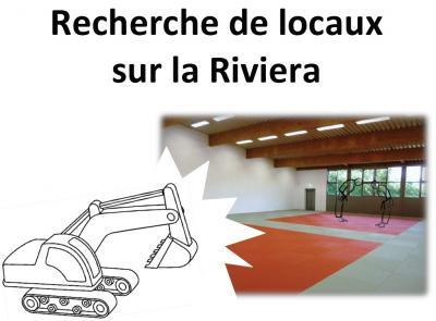 #Nouveau dojo